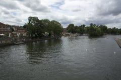 Τάμεσης Windsor Στοκ Εικόνες