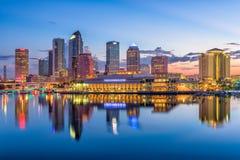 Τάμπα, Φλώριδα, ΗΠΑ Στοκ φωτογραφίες με δικαίωμα ελεύθερης χρήσης