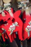 Τάρανδος Χριστουγέννων Στοκ εικόνα με δικαίωμα ελεύθερης χρήσης