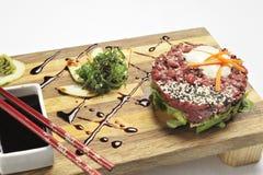 τάρταρος βόειου κρέατος Στοκ φωτογραφίες με δικαίωμα ελεύθερης χρήσης