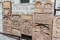 Τάφοι στο αβαείο Αγίου Peters στο Σάλτζμπουργκ στοκ εικόνες με δικαίωμα ελεύθερης χρήσης