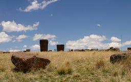 Τάφοι 2 Inca Στοκ φωτογραφίες με δικαίωμα ελεύθερης χρήσης
