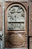 Τάφοι Petersfriedhof στο Σάλτζμπουργκ στοκ φωτογραφίες με δικαίωμα ελεύθερης χρήσης