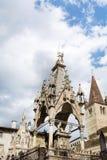 Τάφοι Scaliger, Arche Scaligere Cansignorio - της Βερόνα Ιταλία Στοκ φωτογραφία με δικαίωμα ελεύθερης χρήσης