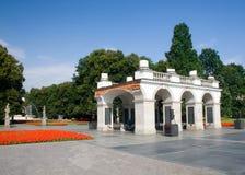 τάφος άγνωστη Βαρσοβία στ&rh Στοκ φωτογραφίες με δικαίωμα ελεύθερης χρήσης