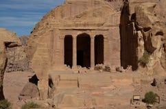 Τάφος κήπων, Petra στοκ εικόνα με δικαίωμα ελεύθερης χρήσης