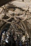 Τάφος κόκκαλων με 40.000 κόκκαλα μέσα Στοκ Εικόνες