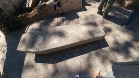 Τάφος κλόουν Στοκ Εικόνες