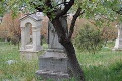 τάφος παλαιός Στοκ φωτογραφία με δικαίωμα ελεύθερης χρήσης