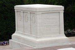 τάφος στρατιωτών άγνωστος Στοκ Εικόνες
