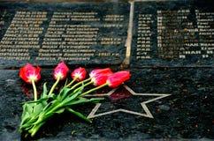 Τάφος στρατιωτών Unkown Στοκ εικόνες με δικαίωμα ελεύθερης χρήσης