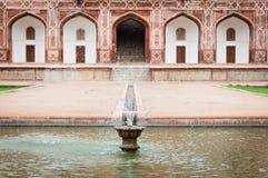 τάφος της Ινδίας s πηγών του  Στοκ φωτογραφίες με δικαίωμα ελεύθερης χρήσης