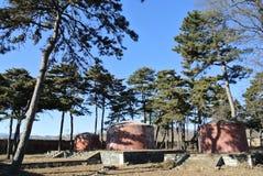 Τάφος της πριγκήπισσας Στοκ φωτογραφία με δικαίωμα ελεύθερης χρήσης