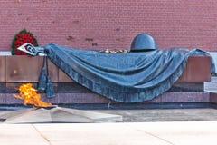 Τάφος του άγνωστου στρατιώτη Στοκ φωτογραφίες με δικαίωμα ελεύθερης χρήσης