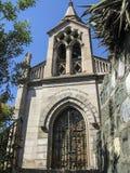 Τάφος του διάσημου της Χιλής συγγραφέα και διανοητικό Vicuna του Benjamin Στοκ φωτογραφία με δικαίωμα ελεύθερης χρήσης
