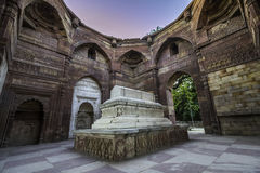 Τάφος του iltutmish στοκ φωτογραφία