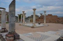 Τάφος του ST John, Ephesus Στοκ εικόνα με δικαίωμα ελεύθερης χρήσης