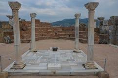 Τάφος του ST John, Ephesus Στοκ φωτογραφία με δικαίωμα ελεύθερης χρήσης