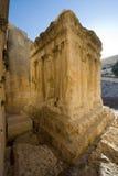 Τάφος του Zechariah Στοκ φωτογραφία με δικαίωμα ελεύθερης χρήσης