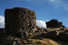 Τάφος των incas στοκ εικόνα