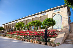 Τάφος aramgah-ε Hafez στη Shiraz Στοκ Εικόνα