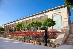 Τάφος aramgah-ε Hafez Shiraz Στοκ Φωτογραφίες