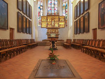 Τάφος Bach Στοκ εικόνες με δικαίωμα ελεύθερης χρήσης