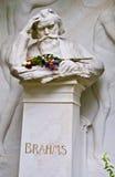 Τάφος Brahms Στοκ Εικόνα