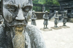 Τάφος Dinh Khai Στοκ Εικόνες