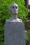 Τάφος Edvard Munch στο Όσλο στοκ εικόνες