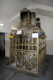 Τάφος Elimelech Rebbi - Lezajsk - Πολωνία στοκ εικόνα