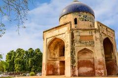 Τάφος Humayun στο Νέο Δελχί στοκ φωτογραφίες με δικαίωμα ελεύθερης χρήσης