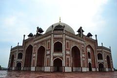 Τάφος Humayun Στοκ Φωτογραφίες