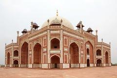 Τάφος Humayun ` s, Δελχί, Ινδία στοκ εικόνα με δικαίωμα ελεύθερης χρήσης