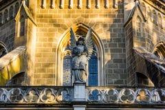 Τάφος Schwarzenberg σε Domanin από Trebon, Τσεχία στοκ εικόνες