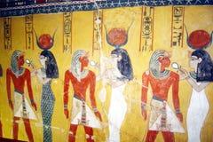 Τάφος Tuthmosis στοκ φωτογραφία