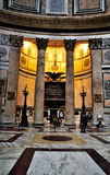 Τάφος Vittorio Emmanuel, Pantheon στοκ εικόνες