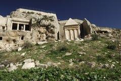 τάφος zechariah Στοκ Εικόνες