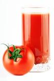 τέλειες ντομάτες ένα Στοκ Εικόνες