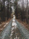 τέλειος δρόμος στοκ εικόνες