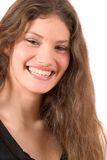 τέλειο χαμόγελο Στοκ φωτογραφία με δικαίωμα ελεύθερης χρήσης