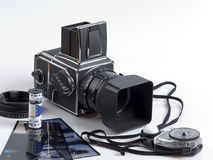 τέλος φωτογραφικών μηχανώ&nu Στοκ εικόνες με δικαίωμα ελεύθερης χρήσης