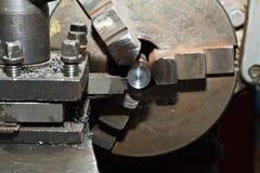 τέμνοντα εργαλειομηχανή στοκ φωτογραφία με δικαίωμα ελεύθερης χρήσης