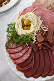 τέμνον κρέας Στοκ Φωτογραφία