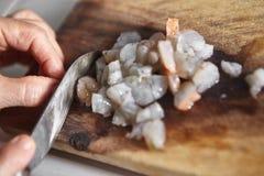 Τέμνουσες γαρίδες Στοκ Εικόνα