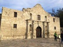 Τέξας Alamo Στοκ φωτογραφία με δικαίωμα ελεύθερης χρήσης