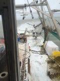 Τέξας shrimper Στοκ φωτογραφία με δικαίωμα ελεύθερης χρήσης