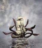 Τέρας θάλασσας Στοκ εικόνα με δικαίωμα ελεύθερης χρήσης