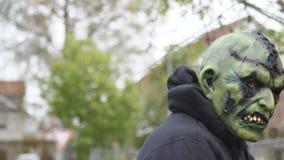 Τέρας στην οδό Στοκ φωτογραφίες με δικαίωμα ελεύθερης χρήσης