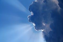 τέρας σύννεφων Στοκ φωτογραφία με δικαίωμα ελεύθερης χρήσης